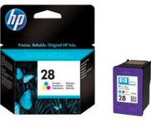 HP Cartridge C8728AE No.28 Color ZTR CHS